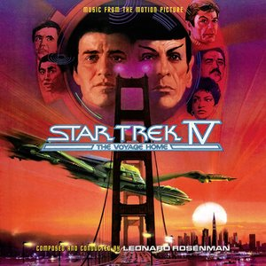 Image pour 'Star Trek IV: The Voyage Home'