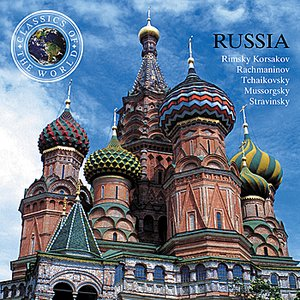 Image for 'Classical Wonders of the World - Russia'