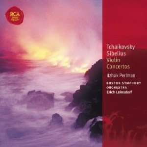 Image for 'Tchaikovsky & Sibelius Violin Concertos: Classic Library Series'