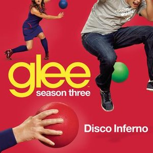 Image for 'Disco Inferno (Glee Cast Version)'