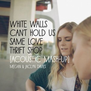 Image for 'White Walls/Can't Hold Us/Same Love/Thrift Shop (Acoustic Mashup) Feat. Jaclyn Davies'