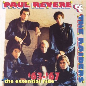 Image for 'The Essential Ride:  The Best Of Paul Revere & The Raiders'