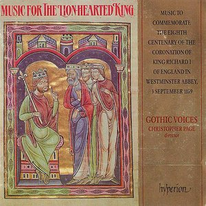 Image for 'Music for the Lion-Hearted King'