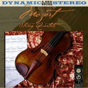 Image for 'Mozart: String Quartets'