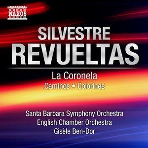 Imagen de 'Revueltas, S.: Coronela (La) / Caminos (Itinerarios) / Colorines'
