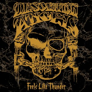 Image for 'Desolation Angels Feels Like Thunder Album'