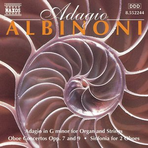 Image for 'ALBINONI: Adagio'