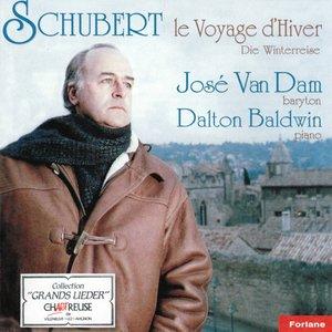 Image for 'Franz Schubert : Le voyage d'hiver'