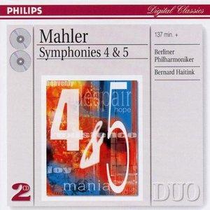 Bild för 'Mahler: Symphonies Nos.4 & 5'