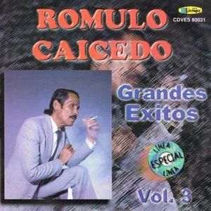 Imagen de 'Rómulo Caicedo Grandes Éxitos, Vol. 3'