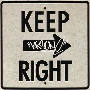 Imagem de 'Keep Right'