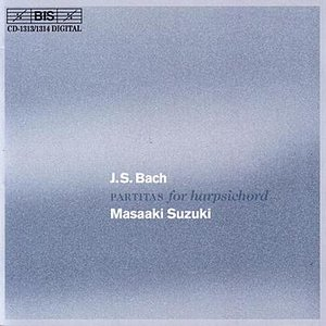 Image for 'BACH, J.S.: Partitas Nos. 1-6, BWV 825-830'
