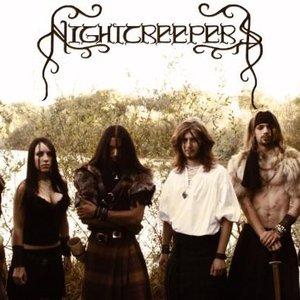 """NightCreepers""的封面"