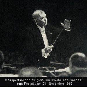 Image for 'Berliner Philharmoniker, Hans Knappertsbusch'