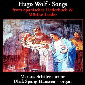 Image for 'Songs from Spanisches Liederbuch & Mörike-Lider'