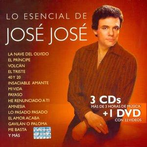 Image for 'Lo Esencial DE José José'