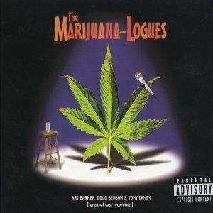 Immagine per 'The Marijuana-Logues'
