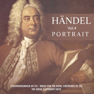 Image for 'Handel Portrait, Vol. 4 (1945, 1952)'