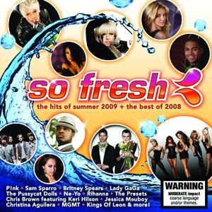Image for 'So Fresh - The Hits Of Summer 2009 & The Best Of 2008'
