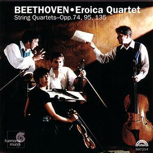 Image for 'Beethoven: String Quartets-Opp. 74, 95, 135'