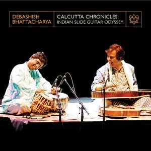 Image pour 'Calcutta Chronicles: Indian Slide-Guitar Odyssey'