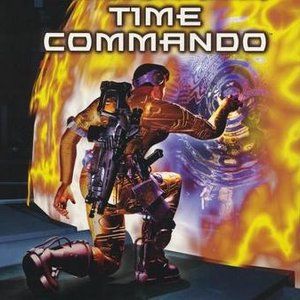 Image for 'Time Commando'