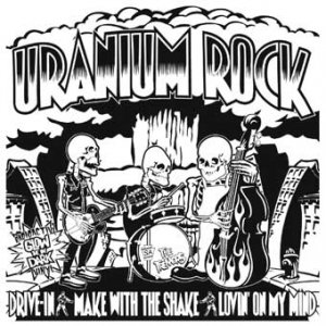 Image for 'Uranium Rock E.P.'