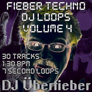 Bild för 'Fieber Techno DJ Loops, Vol. 4'