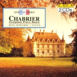 Image for 'Chabrier: Complete Piano Music'