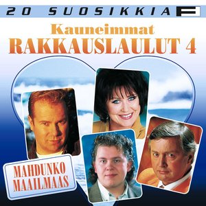 Image for 'Rakkaustarina'