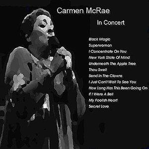 Image for 'Carmen McRae In Concert'