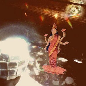 Image for 'Little disco ball and a Hindu'