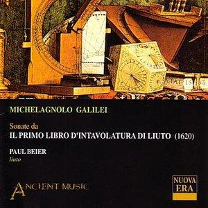 """""""Galilei: Sonate da Il Primo Libro d'Intavolatura di Liuto""""的封面"""