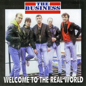 Image for 'Welcome to the Real World'