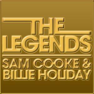 Image for 'The Legends, Sam Cooke & Billie Holiday'