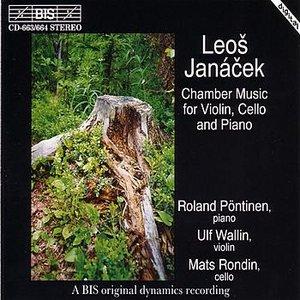 Bild för 'JANACEK: Chamber and Instrumental Works'