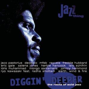 Bild för 'Diggin' Deeper - The Roots Of Acid Jazz Vol. 6'