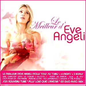 Image pour 'Le meilleur d'eve angeli'