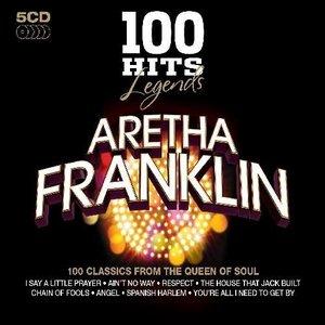 Image for '100 Hits Legends: Aretha Franklin'