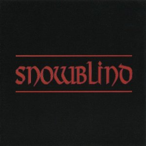 Bild für 'Snowblind'