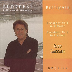 Image for 'Beethoven Symphonies 1 & 5'