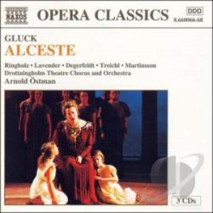 Image for 'GLUCK: Alceste'