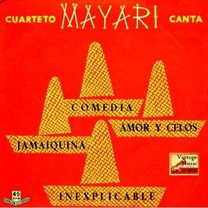 """Image for 'Vintage Puerto Rico Nº1 - EPs Collectors """"Cuarteto Mayari Canta""""'"""