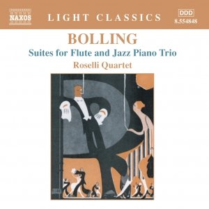 Image for 'BOLLING: Suites for Flute and Jazz Piano Trio'