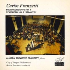 """Imagem de 'Piano Concerto No. 1 and Symphony No. 2 """"Atlantis""""'"""