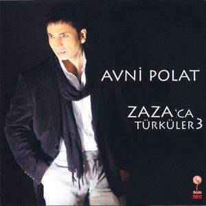 Bild för 'Zaza'ca Türküler 3'