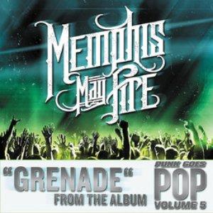 Image for 'Grenade'