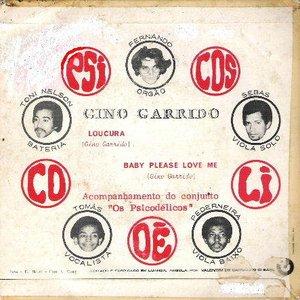 Image for 'Gino Garrido & Os Psicodélicos'