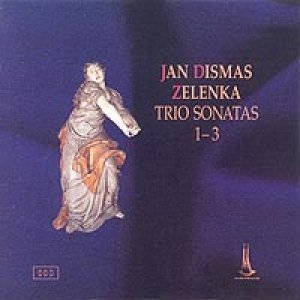 Image for 'Trio Sonatas nos.1-3'