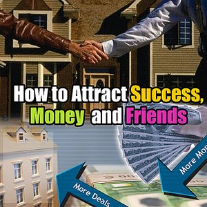 Image for 'Law of Attraction - How to Attract Success, Money, and Friends'